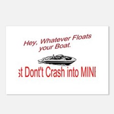 Float your Boat Postcards (Package of 8)