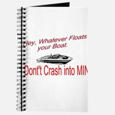 Float your Boat Journal