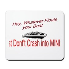 Float your Boat Mousepad