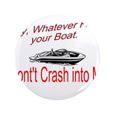 "Float your Boat 3.5"" Button (100 pack)"