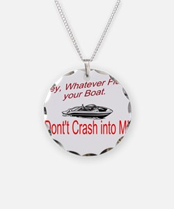 Float your Boat Necklace