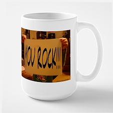 You ROCK! Mug