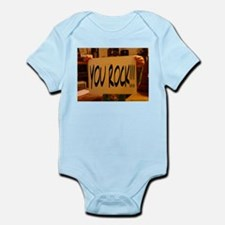 You ROCK! Infant Bodysuit
