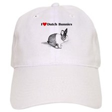 Dutch Bunny Baseball Cap