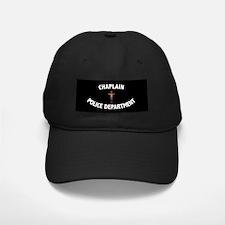 Catholic Police Chaplain Black Cap 2