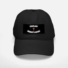 Catholic Sheriff Chaplain Black Cap 2