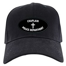Police Chaplain Baseball Cap 2