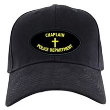 Police Chaplain Baseball Hat 3
