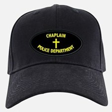 Police Chaplain Black Cap 3