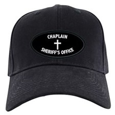 Sheriff Chaplain Baseball Hat 2