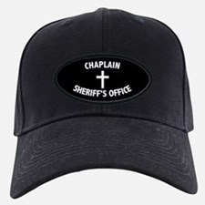 Sheriff Chaplain Black Cap 2