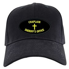 Sheriff Chaplain Baseball Cap 3