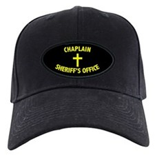 Sheriff Chaplain Baseball Hat 3