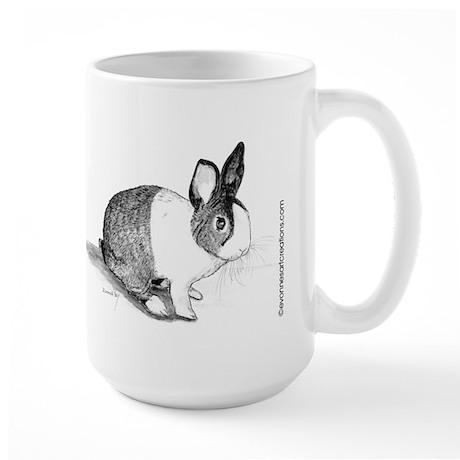 Dutch Bunny Large Mug