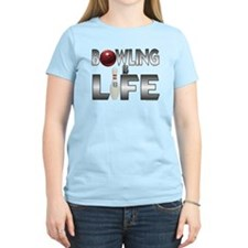 Cute Gay bowling T-Shirt