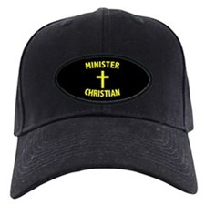 Christian Minister Baseball Hat 3