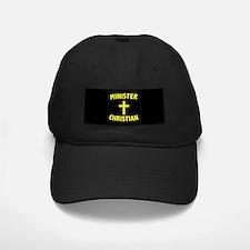 Christian Minister Baseball Hat 3