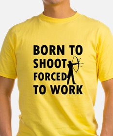 Born to Shoot T