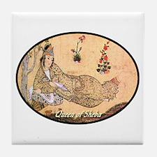 Queen of Sheba Tile Coaster