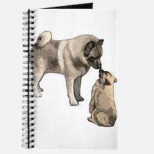 Norwegian Elkhound mother Journal
