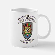 SOF - CJSOTF - Afghanistan Mug