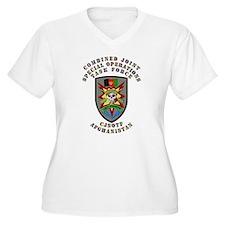 SOF - CJSOTF - Afghanistan T-Shirt