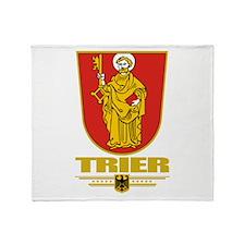 Trier Throw Blanket