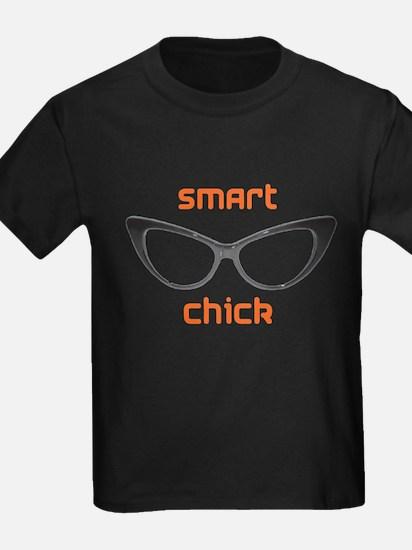 Smart Chick Geek Eyeglasses T