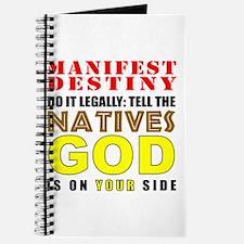 Manifest Destiny Journal