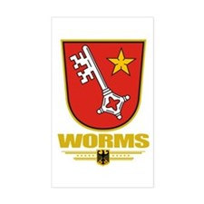 Worms Decal