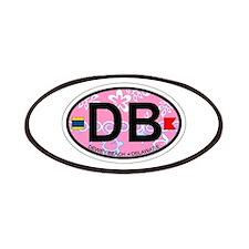 Dewey Beach DE - Oval Design Patches