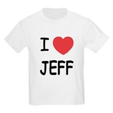 I heart jeff T-Shirt