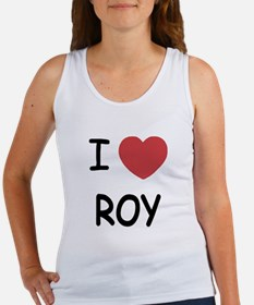 I heart roy Women's Tank Top