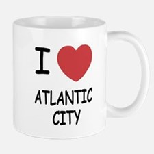 I heart atlantic city Mug
