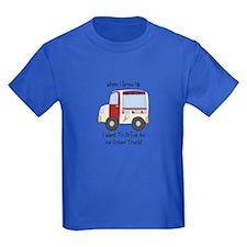 Drive IceCream Truck T