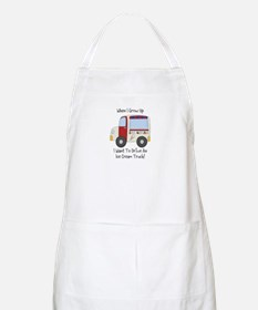 Drive IceCream Truck Apron