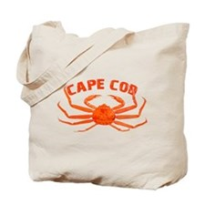 Cape Cod Crab Tote Bag