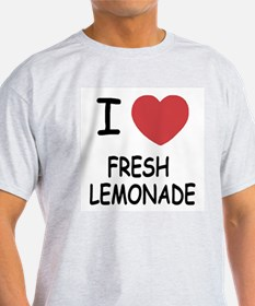 I heart fresh lemonade T-Shirt