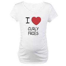 I heart curly fries Shirt