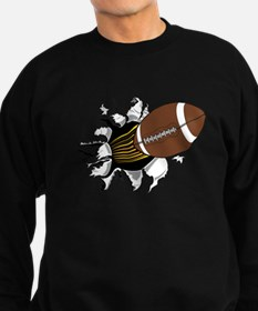 Football Burster Sweatshirt (dark)