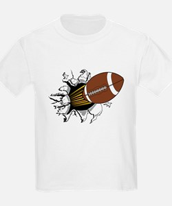 Football Burster T-Shirt