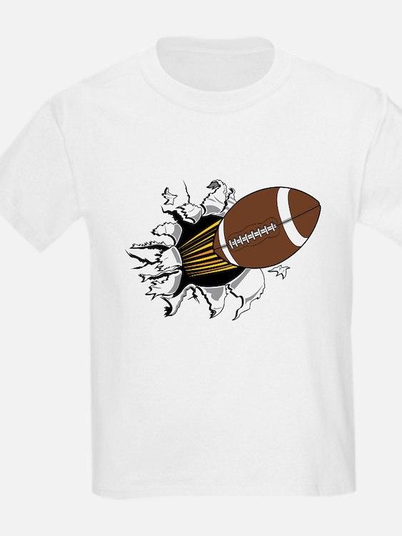 Football Burster T-Shirt