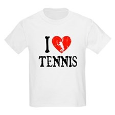 I Heart Tennis - Guy T-Shirt