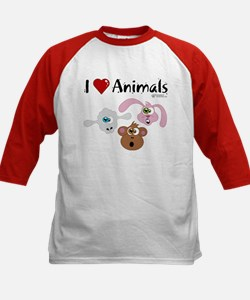 I Love Animals - Tee