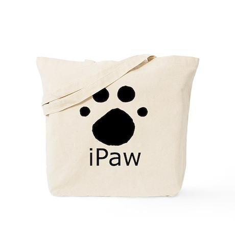 iPaw Tote Bag
