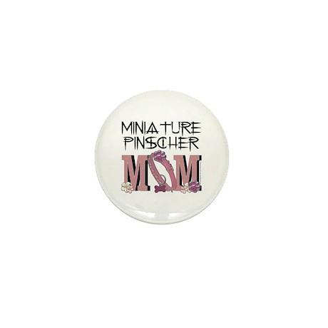 Min Pin MOM Mini Button (10 pack)