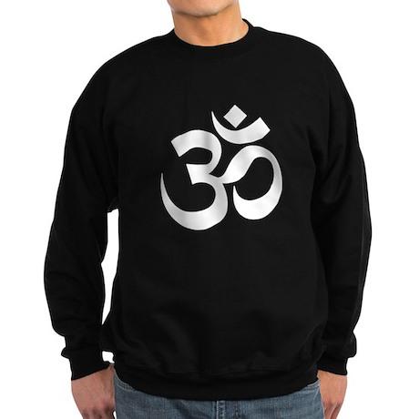 Yoga Om Sweatshirt (dark)