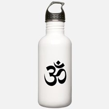 Yoga Om Water Bottle