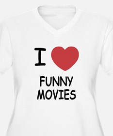 I heart funny movies T-Shirt