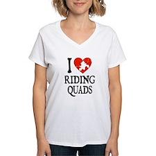 I Heart Riding Quads Shirt